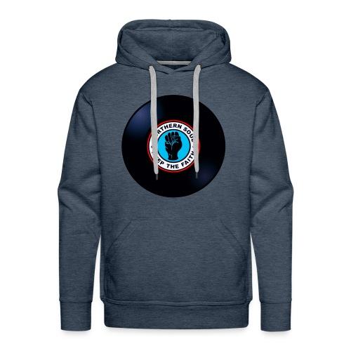 Vinyl faith - Sweat-shirt à capuche Premium pour hommes