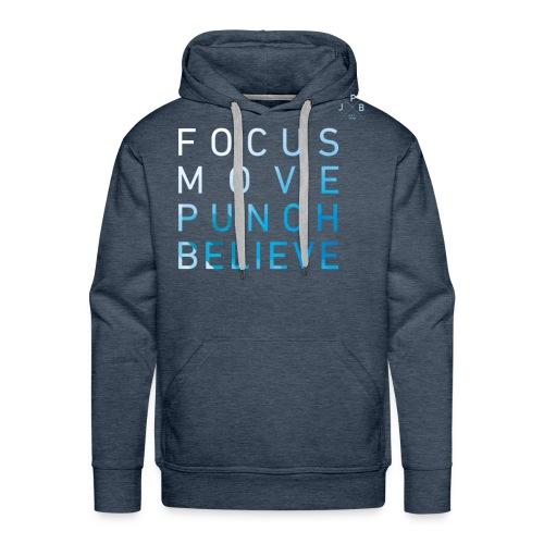 Focus move - Männer Premium Hoodie