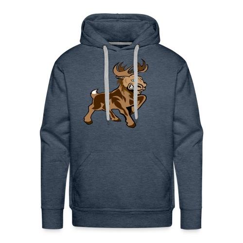 Orignal du Qc - Sweat-shirt à capuche Premium pour hommes