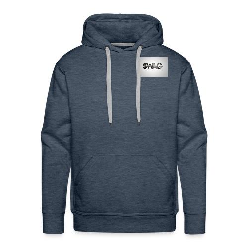 _SWAG CAMS - Sweat-shirt à capuche Premium pour hommes