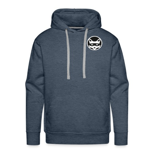Swift Black and White Emblem - Mannen Premium hoodie
