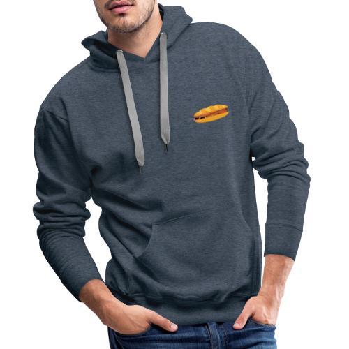 BroodjeBaksteen - Mannen Premium hoodie