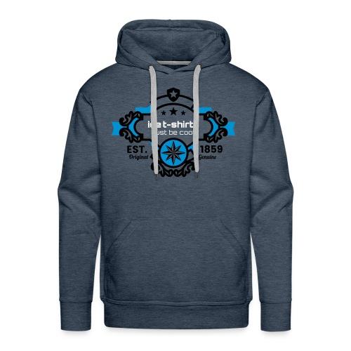 Ice T Shirt just be cool - Männer Premium Hoodie