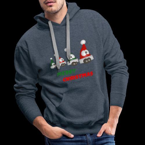 FARANDOLE BONNETS - Sweat-shirt à capuche Premium pour hommes