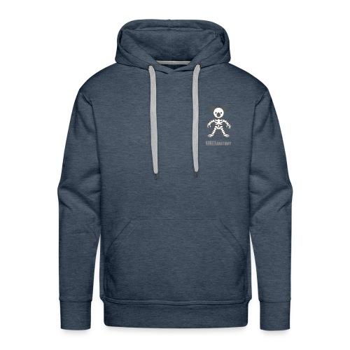 anatomie Koko - Sweat-shirt à capuche Premium pour hommes