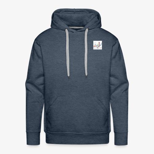 st jo - Sweat-shirt à capuche Premium pour hommes