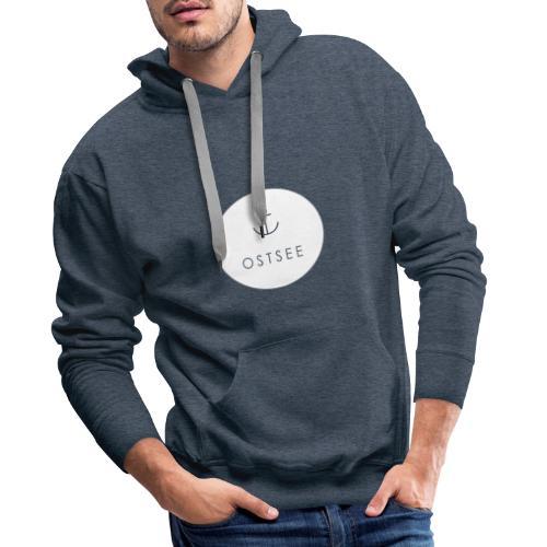 Ostsee Button - Männer Premium Hoodie