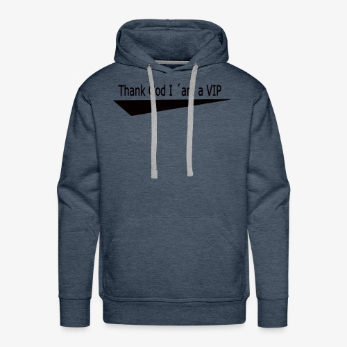 THX GOD - Männer Premium Hoodie