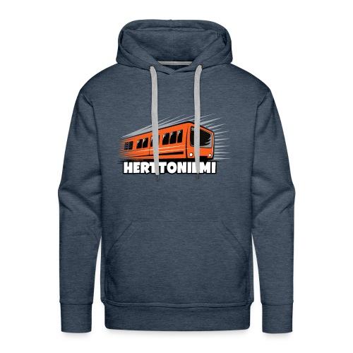 09-HERTTONIEMI METRO - Itä-Helsinki - Miesten premium-huppari