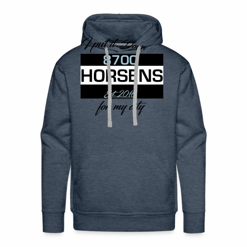 8700 Horsens Tshirts - Herre Premium hættetrøje