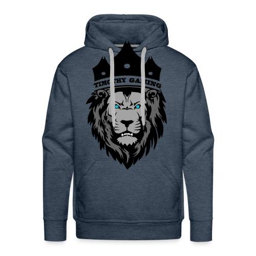 Timothy99NL, Standaard logo - Mannen Premium hoodie
