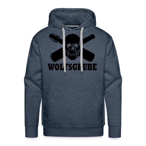 Wolfsgrube shit 2016 - Männer Premium Hoodie