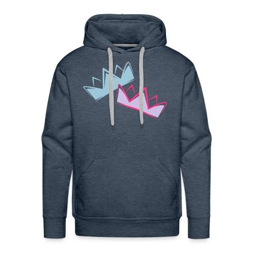 Kroontjes - Mannen Premium hoodie