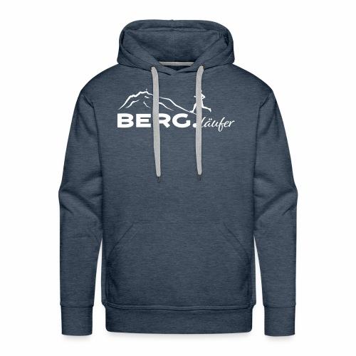 BERG.läufer - Männer Premium Hoodie