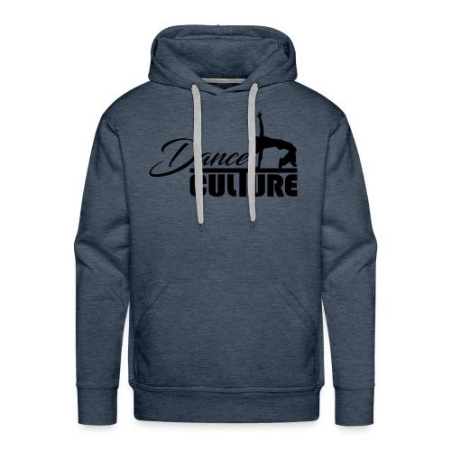 Basic shirt with logo - Men's Premium Hoodie