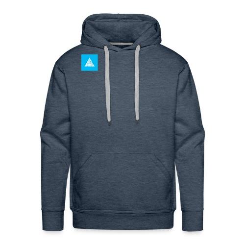 WHM logo - Sweat-shirt à capuche Premium pour hommes