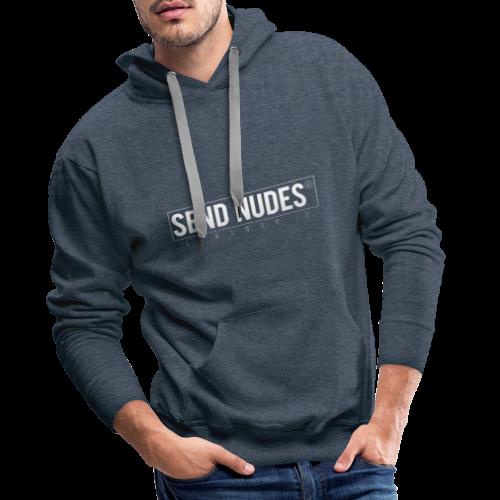 Send Nudes (MCU) - Sweat-shirt à capuche Premium pour hommes