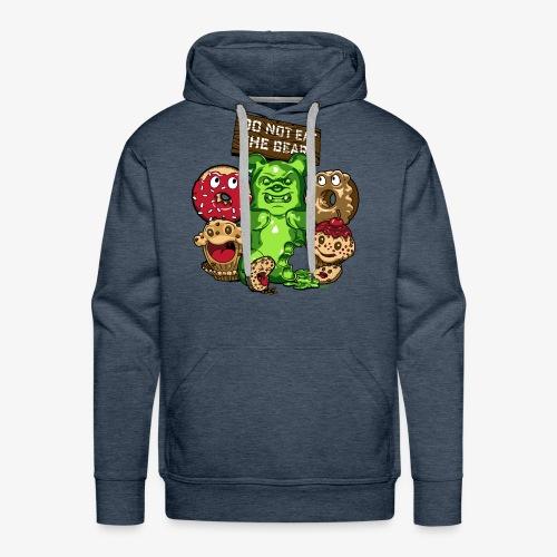 Do not eat the bears - Men's Premium Hoodie