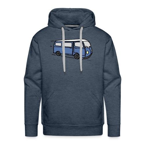 combitnik4 - Sweat-shirt à capuche Premium pour hommes