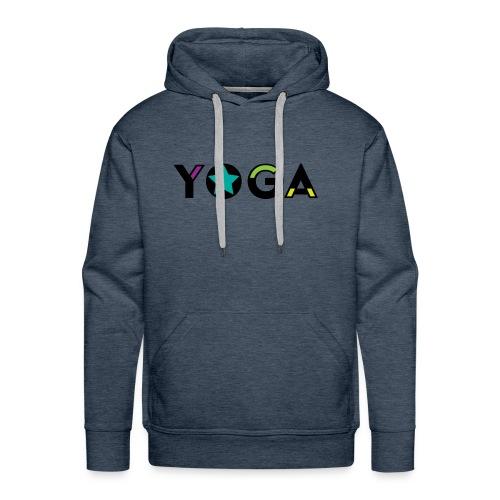 Yoga - Männer Premium Hoodie
