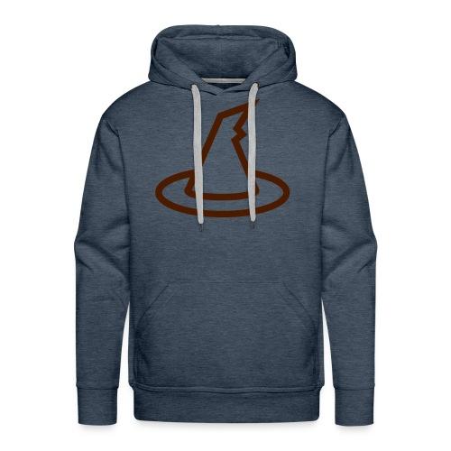 Witchcraft Hat - Sweat-shirt à capuche Premium pour hommes