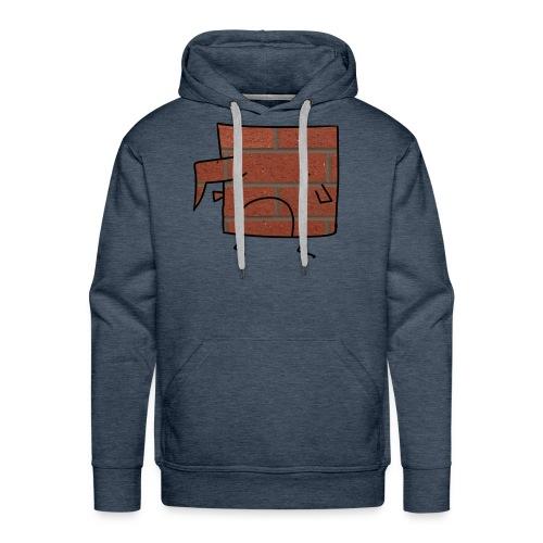 Brick Berd - Men's Premium Hoodie
