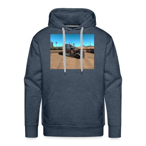 ats - Sweat-shirt à capuche Premium pour hommes