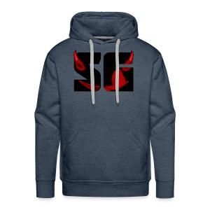 SeriousRedGecko - Mannen Premium hoodie