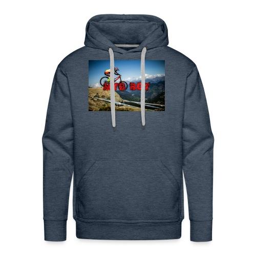 mtb boy clothes - Men's Premium Hoodie