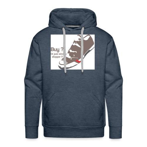 window_shopper - Men's Premium Hoodie