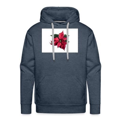 christmas-flower-1386873634Kpm - Premiumluvtröja herr