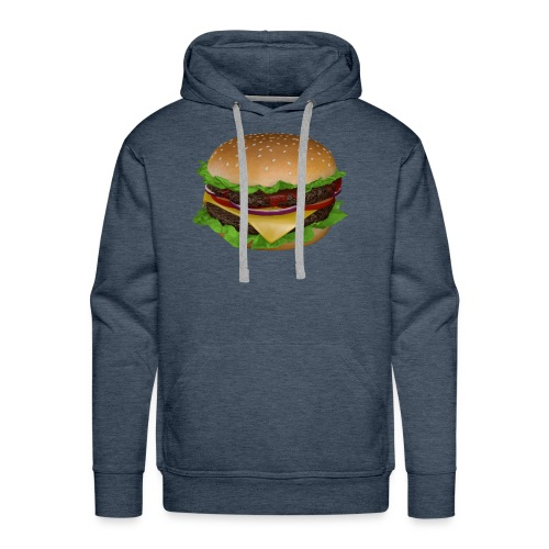 Burger - Premiumluvtröja herr