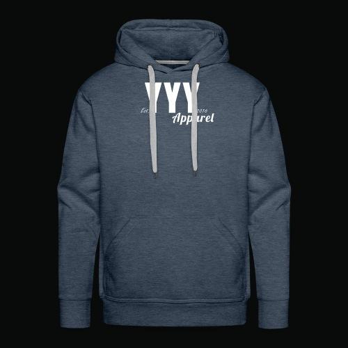 'Classic' YYY Apparel Design - Men's Premium Hoodie