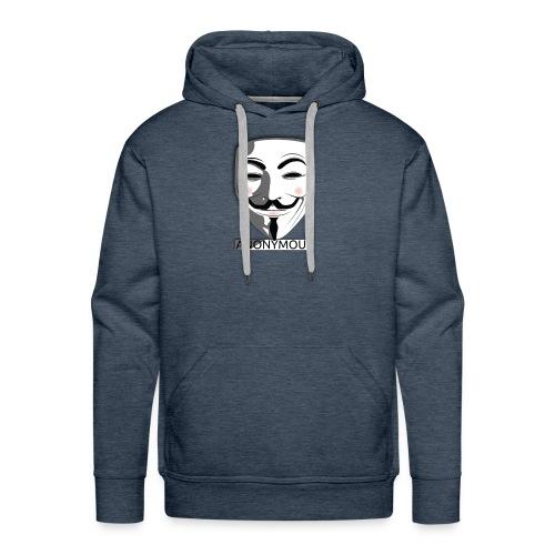 Anonymous - Men's Premium Hoodie