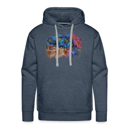 FaithMark-SpreadShirt-Colorful - Mannen Premium hoodie