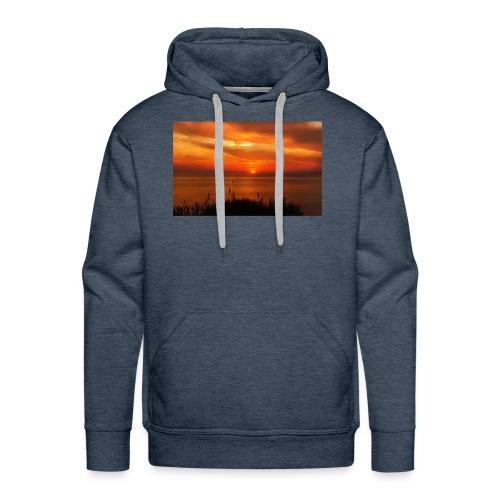Sonnenuntergang - Männer Premium Hoodie