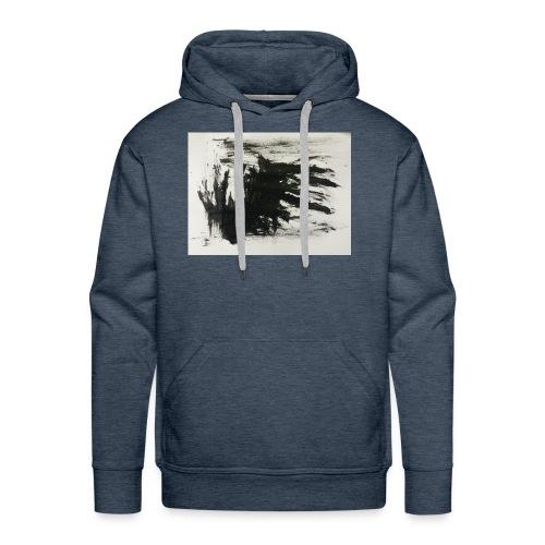 Dunkles Erwachen - Männer Premium Hoodie