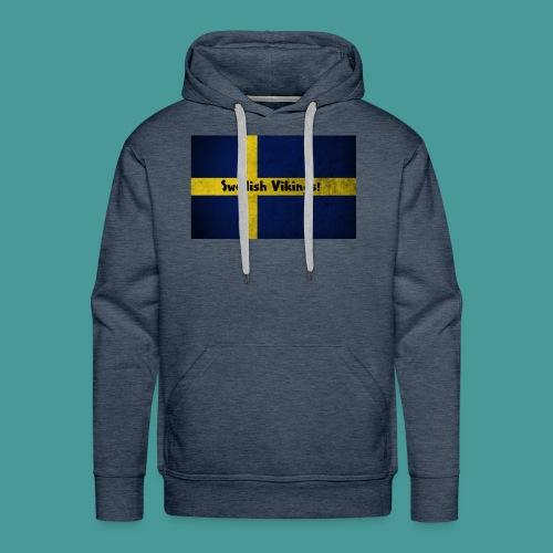 Swedish Vikings - Premiumluvtröja herr