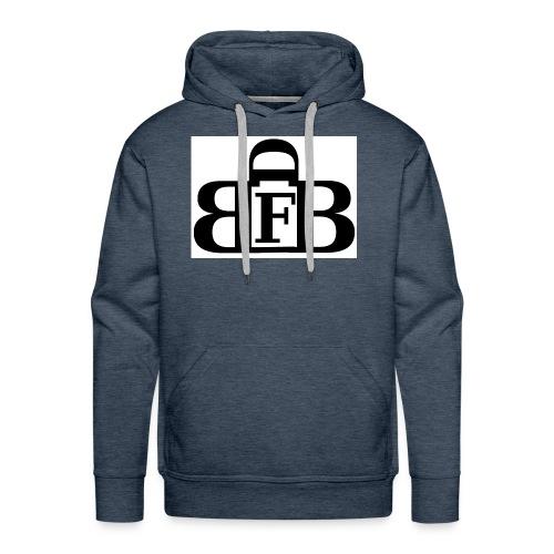 dfbb - Sweat-shirt à capuche Premium pour hommes