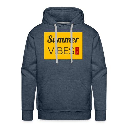Summer Vibes by SXNA - Männer Premium Hoodie