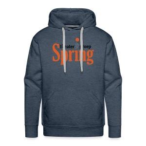 T-shirt met logo Theatergroep Spring | Unisex - Mannen Premium hoodie