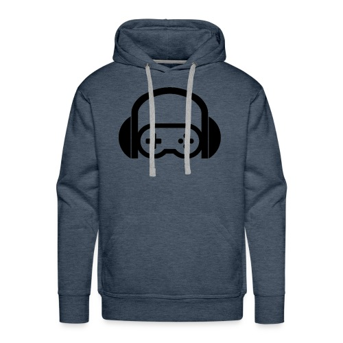 Novidoux_Logo_without_text - Men's Premium Hoodie