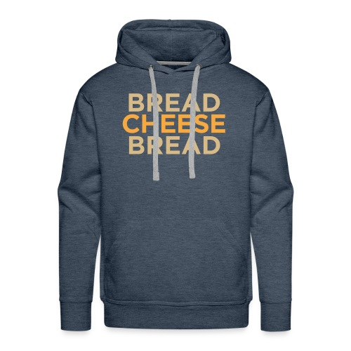 Grilled cheese sandwich - Men's Premium Hoodie