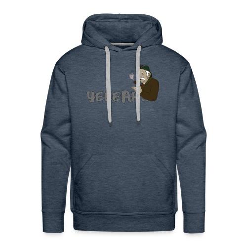 yeeeah - Männer Premium Hoodie