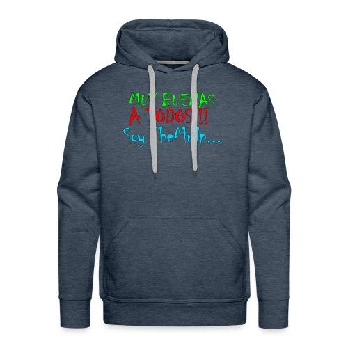 Camiseta oficial TheMrdp - Sudadera con capucha premium para hombre