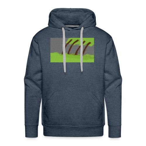 Storm in the Wind - Mannen Premium hoodie