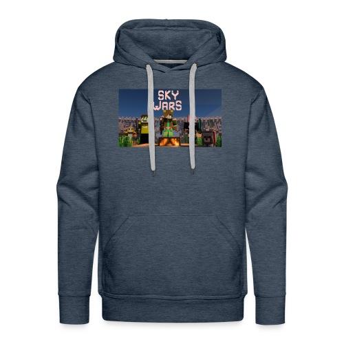 rebbeozelot19 SkyWars T-Shirt - Men's Premium Hoodie