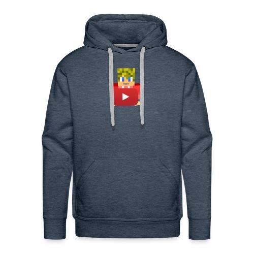 thehollander t-shirt logo - Mannen Premium hoodie