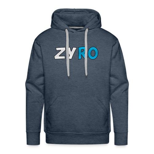 Zyro 1 - Men's Premium Hoodie