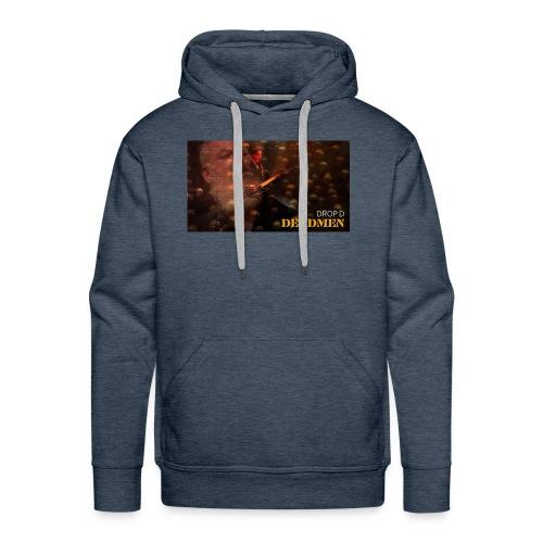 DEADMEN - Sweat-shirt à capuche Premium pour hommes